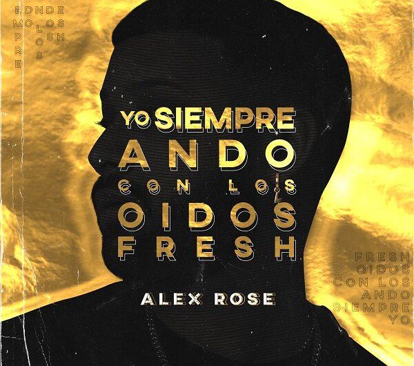 Alex Rose – Conmigo (English Lyrics)