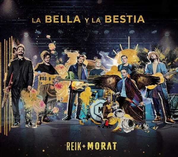 Reik, Morat – La Bella y la Bestia (English Lyrics)