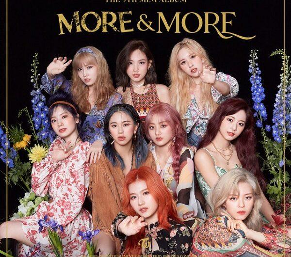 TWICE – MORE & MORE (Album Lyrics) (English & Romanized)
