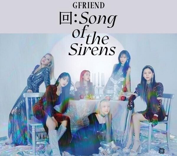 GFRIEND – 回:Song of the Sirens (Album Lyrics) (English & Romanized)