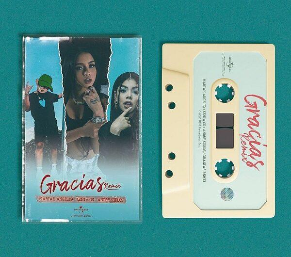 Mariah. Kenia Os & Andry Kiddos – GRACIAS REMIX (English Lyrics)
