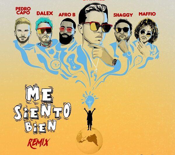 Lyrics: Me Siento Bien Remix (English Translation) – Darkiel, Shaggy, Maffio, Pedro Capó, Dalex & Afro B