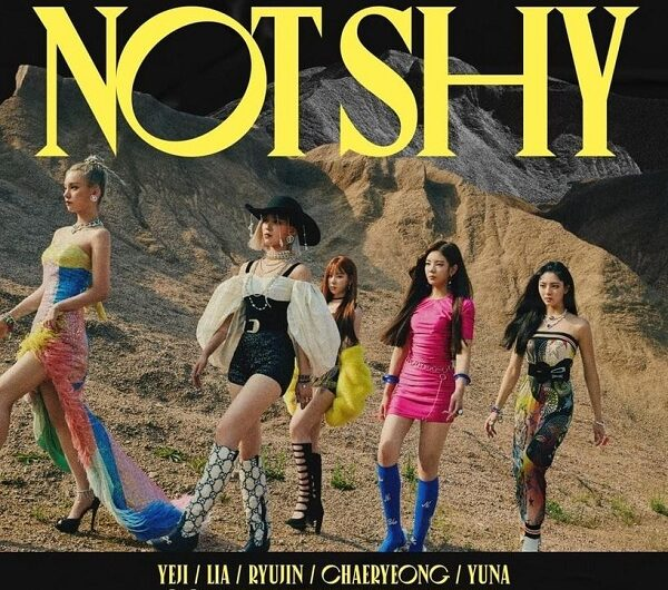 ITZY – Not Shy – EP (Tracklist & English Translations) Lyrics