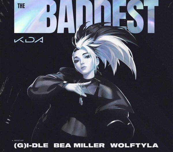 K/DA – THE BADDEST (English Translation & Romanized Lyrics)
