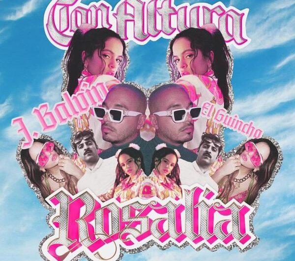 ROSALÍA & J Balvin – Con Altura (English Translation) Lyrics
