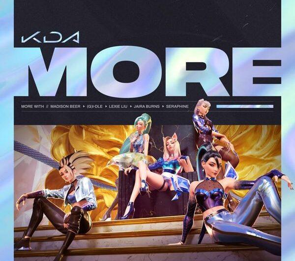 K/DA – MORE (English Translation & Romanized Lyrics)