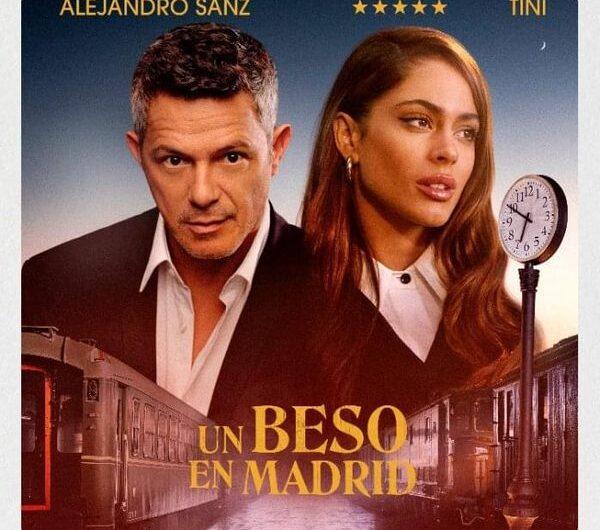 TINI & Alejandro Sanz – UN BESO EN MADRID (English Translation) Lyrics
