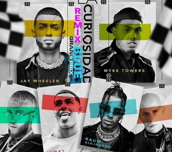 Lyrics: La Curiosidad 'Blue Remix' (English Translation) – Jay Wheeler, Myke Towers, Rauw Alejandro, Lunay, Jhay Cortez & Kendo Kaponi