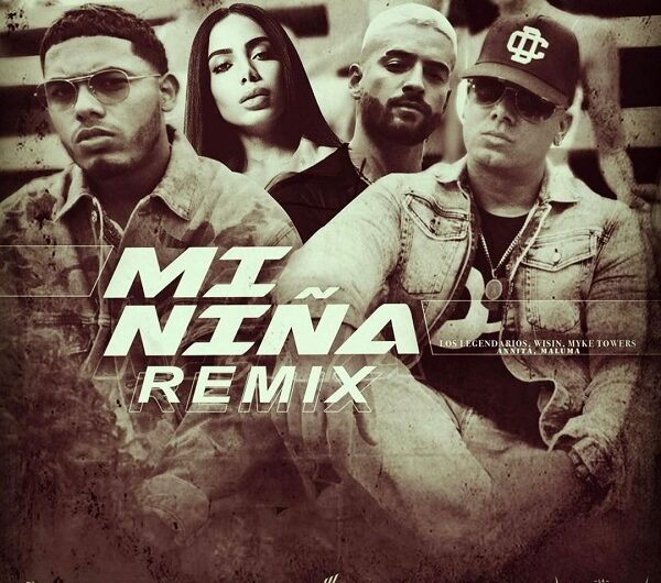 Lyrics: Mi Niña Remix (English Translation) – Wisin, Myke Towers, Maluma, Anitta