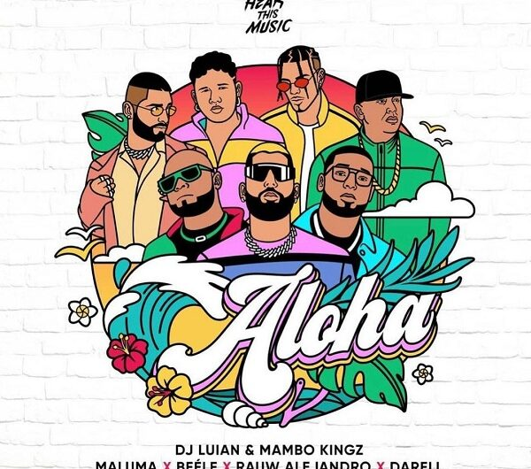 Maluma, Beéle, Rauw Alejandro & Darell – ALOHA (English Translation) Lyrics