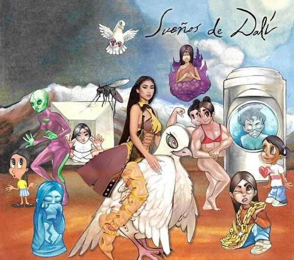 Paloma Mami – Sueños de Dalí (ALBUM) English Translations