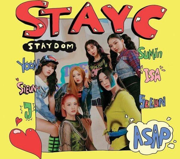 STAYC – ASAP Lyrics/가사 (English & Romanized) [Translation]