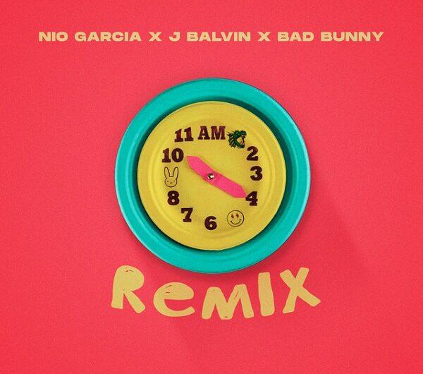 Nio García, Bad Bunny & J Balvin – AM Remix (English Translation) Lyrics