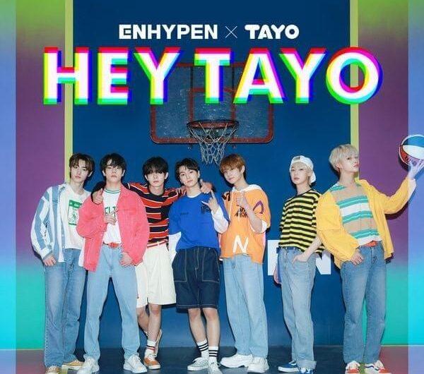 ENHYPEN – HEY TAYO Lyrics/가사 (English, Romanized & Korean/Hangul)